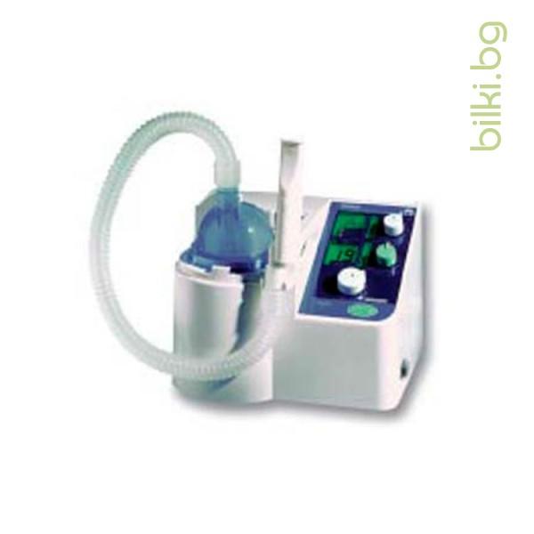 omron, инхалатор, респираторна терапия