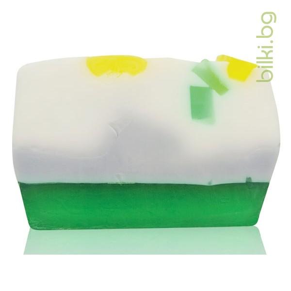 ръчен глицеринов сапун, пролет, ръчен сапун,