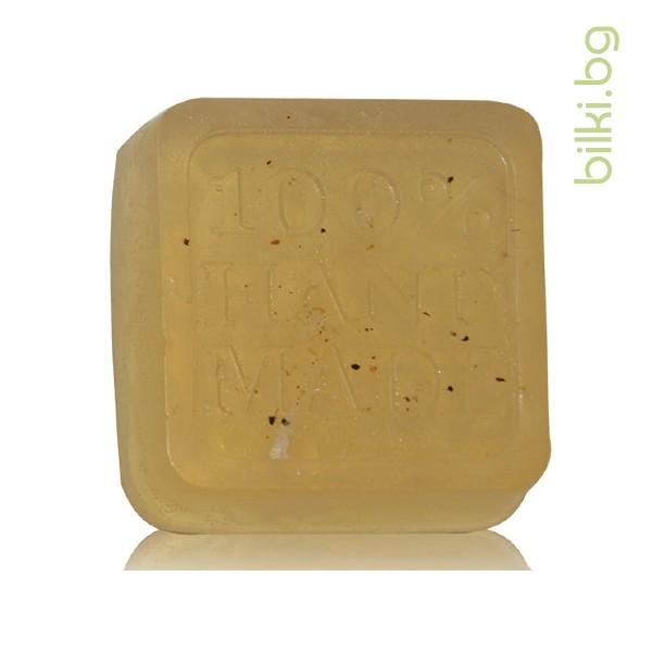 глицеринов сапун, черен оман