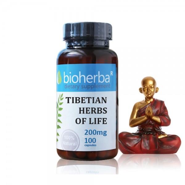 Tibetian Herbs of Life