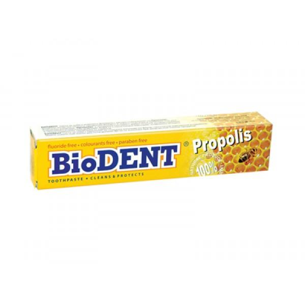 биодент, паста за зъби,прополис
