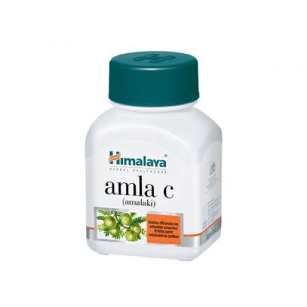 амла с, витамин с, himalaya, капсули, амла, амла цена