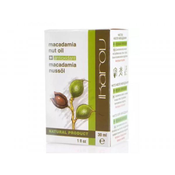 macasamia nut oil