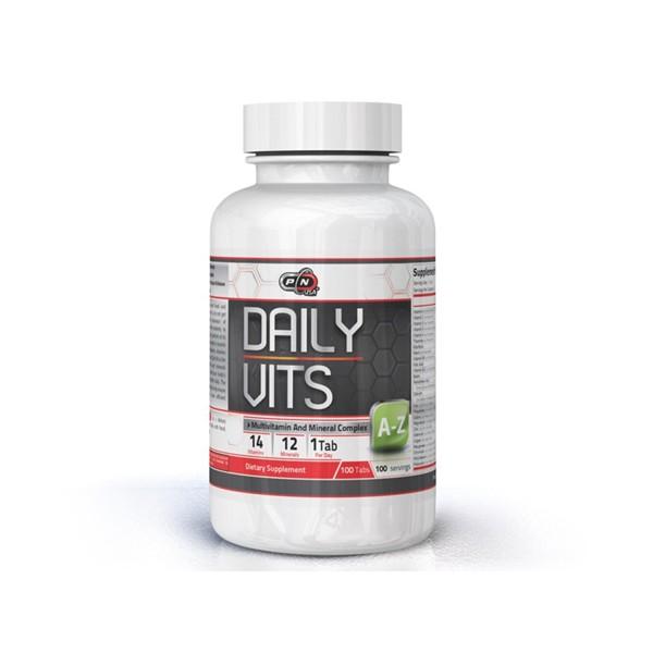 daily vits, витамини