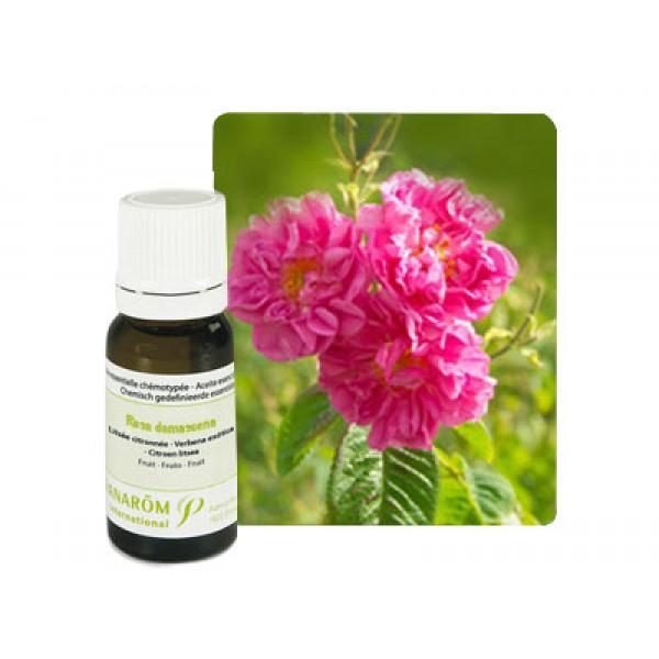 етерично масло от роза