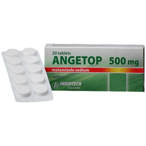 АНГЕТОП - болкоуспокоително