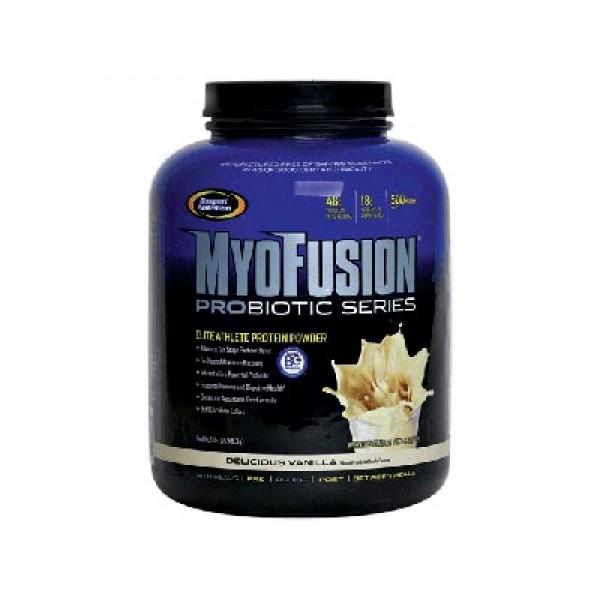 myofusion probiotic series,vanilla,протеини