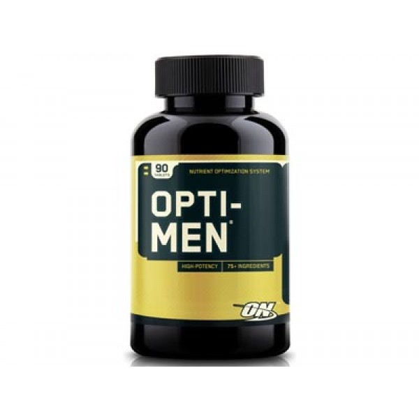 opti-men, мултивитамини