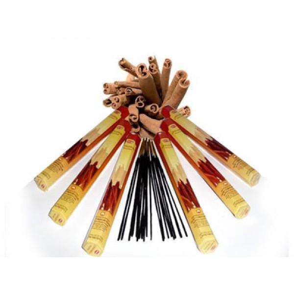 ароматни пръчици, инсенс, канела