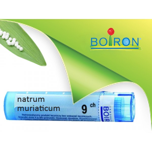 natrum muriaticum, boiron