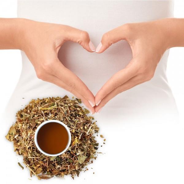 билков чай, чай при гастрит, чай при възпалени черва хранопровод