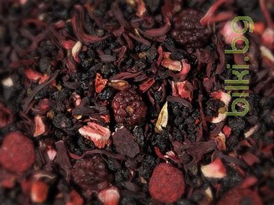 плодов чай, ямайски ром