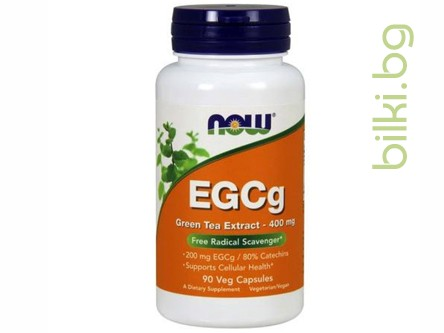 зелен чай,egc,EGCg,green tea extract,now foods,964 мл