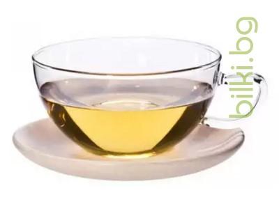 opus, w, чаена чаша, дървена чинийка
