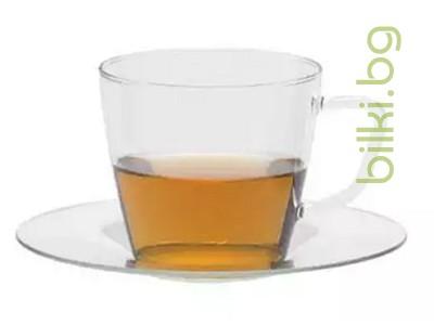 nova, g, чаена чаша,стъклена чинийка