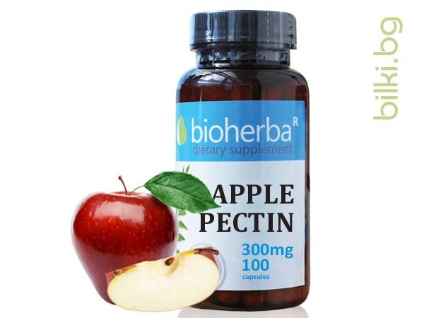 ябълков пектин, капсули, биохерба р, регулиране