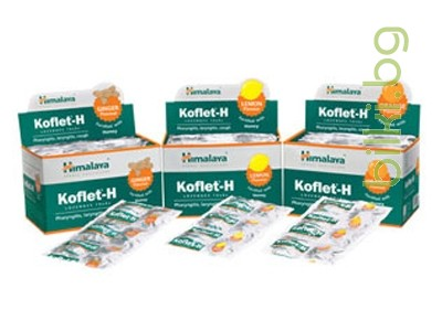 КОФЛЕТ-Н - 12 бонбона, 33.6 мг
