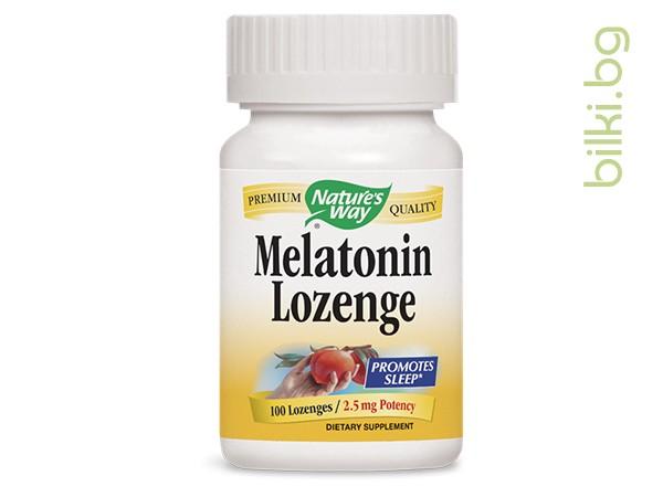 мелатонин за добър сън
