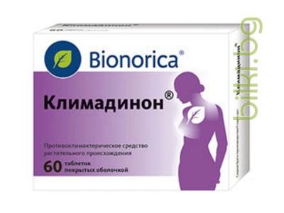 КЛИМАДИНОН - менопауза, 60 таблетки 2.8 мг.