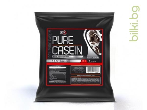 pure casein, протеини