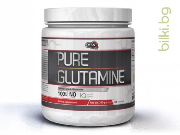 100% pure glutamine, аминокиселини
