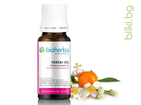 масло от нероли, citrus aurantium oil, neroli цена