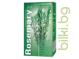 РОЗМАРИН кутия 120 таблетки, Rosemary, ТОМИЛ херб