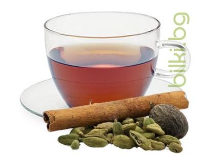 канела и кардамом, екзотичен чай