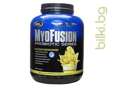 myofusion probiotic series banana,спортни добавки