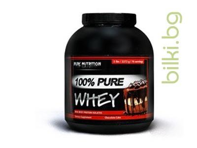 pure whey 2272 гр, протеини