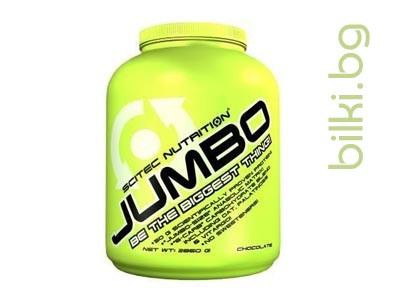 jumbo strawberry, протеини