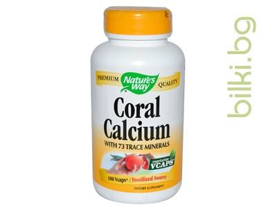 корал калций