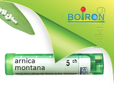 арника, arnica montana ch 5, боарон
