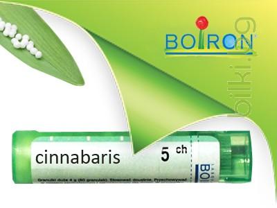 цинабарис, cinnabaris ch 5, боарон