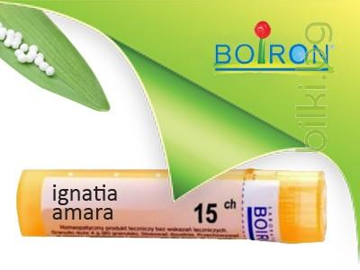 игнация амара, ignatia amara, iamara, ch 15, боарон