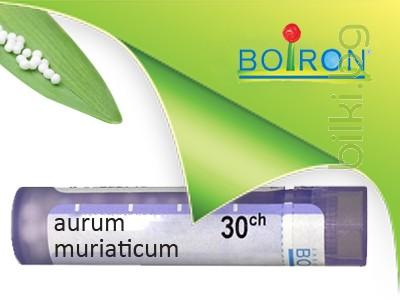 аурум, aurum muriaticum, ch 30, боарон