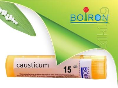 causticum, boiron