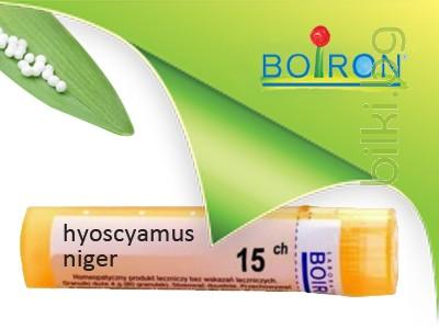 hyoscyamus niger, boiron