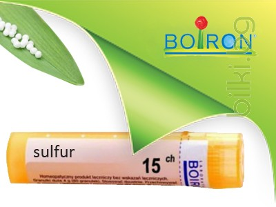 sulfur, boiron