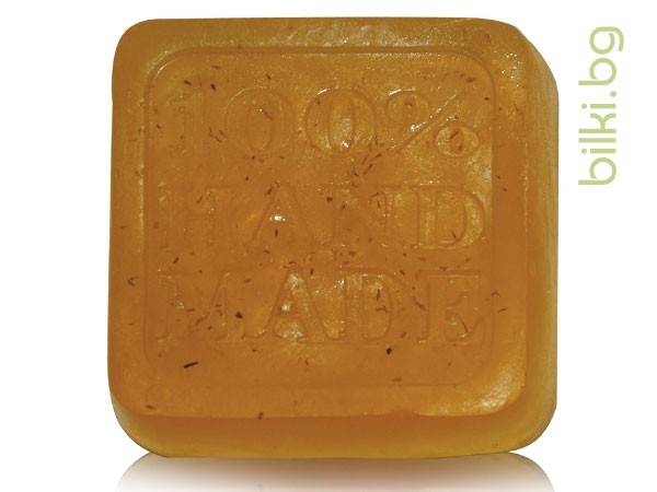 глицеринов сапун, бял равнец