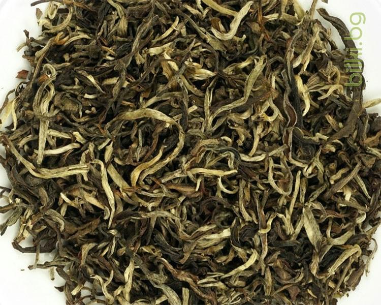 white downy, оолонг, бял чай, сребриста игла, органик, чай, цена