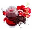 плодов чай, чай с хибискус,хибискус,чай от полодове,ароматен чай,чай плодов
