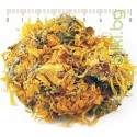 НЕВЕН , ЦВЯТ ПОРТОКАЛОВО ОРАНЖЕВ , Calendula officinalis L.