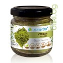 Натурална Стевия на прах, 35g, Bioherba, натурален заместител на захарта, Stevia leaves powder