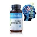Невро Хранителни вещества, Биохерба, 60 капсули