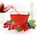 Червени горски плодове, Трапезен чай за цялото семейство, Детски билков чай