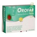ОРОФАР 24 таблетки-фарингити, ларингити, тонзилити