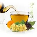 Благ чай от български билки. Нежен аромат и вкус, подходящ за всеки ден и за омекотяване на бронхите