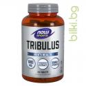 ТРИБУЛУС ( TRIBULUS ) , Now Foods, ТАБЛЕТКИ Х 180