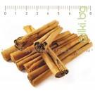 КАНЕЛА ЦЕЙЛОНСКА НА ПРЪЧКИ, кора , Cinnamomum verum, Cinamomum zeylanicum, І качество ЕКСТРА - BOF , КАНЕЛЕНИ ПУРИЧКИ